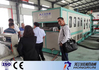 Disposable PS Foam Food Container Production Line Water Air Cooling Method